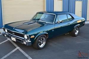 1970 Chevrolet Nova Base Coupe 2