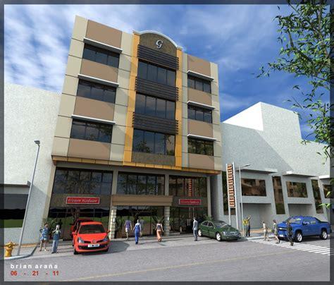 5 Storey Building Design Pictures