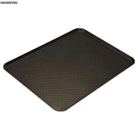 sheet pan baking pizza tray 12mm cookie energy plate quality aluminium alloy