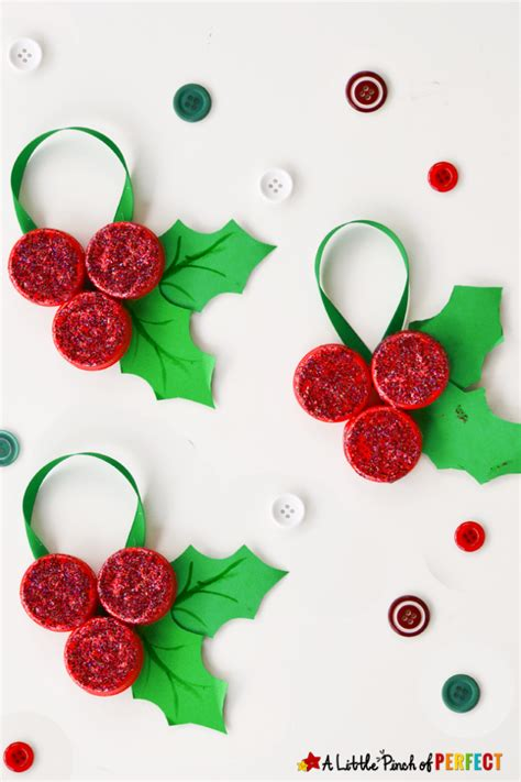 diy christmas decorations   everyday items