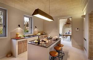 Casa Di Campagna Cucina Rurale Di Architetto Stefano