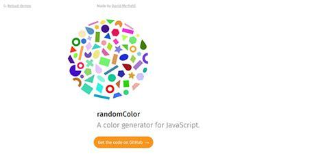 random color javascript 9 useful javascript color libraries idevie