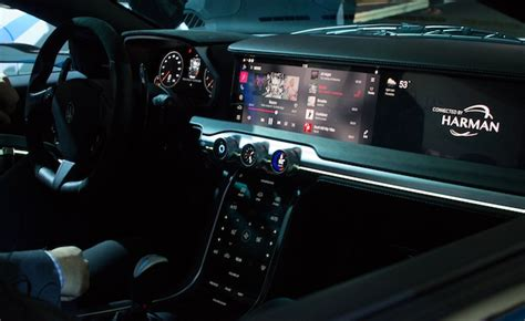 gorgeous infotainment system weve
