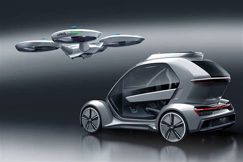 Audi Flying Car News, Pics, Info