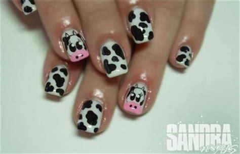easy farm animals nail art designs ideas