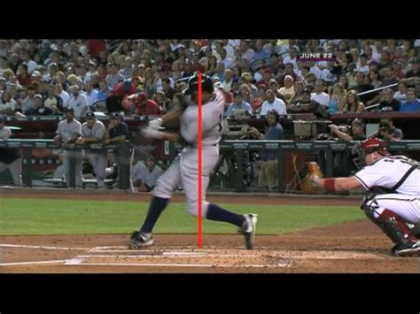 baseball swing did kevin really change curtis granderson s swing
