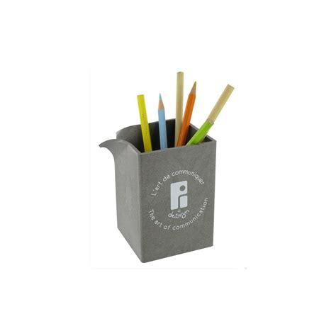pot 224 crayons 233 cologique publicitaire personnalis 233 avec votre logo