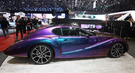Eadon Green Zeclat Is A Super Stylish Car, Though It Looks