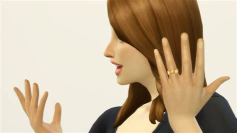 my sims 4 wedding rings for males females by nail