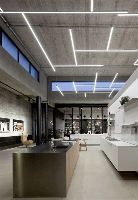 kitchen lighting stores 23 best linear direct indirect pendants and troffers 2213