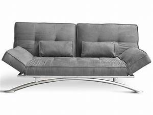 canape clic clac marina 3 places gris 67866 67868 With canape 2 places clic clac