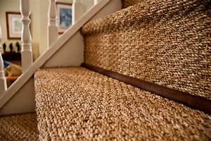 escalier jonc de mer pourquoi faire ce choix With tapis jonc de mer avec canapes a paris
