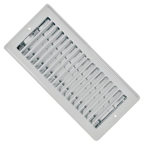 ceiling heat vent deflector imperial rg0128 ceiling register 3 in h x 10 in w steel