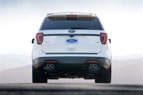ford explorer redesign concept release date price