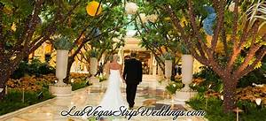 las vegas wedding packages with strip outdoor and valley With outdoor wedding reception las vegas