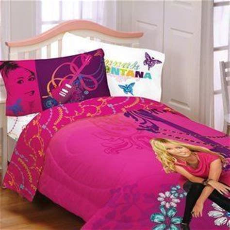 hannah montana full size sheet set   disney