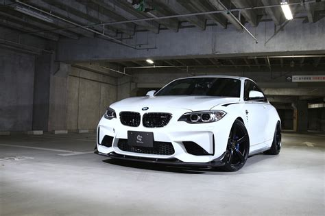 3d Design Bmw by 3d Design Gives The Bmw M2 Some Spice In The Looks