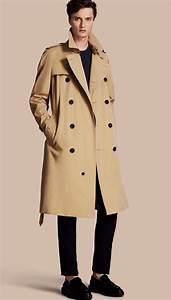 Trench Coat Burberry Homme : largo gabardina ~ Melissatoandfro.com Idées de Décoration