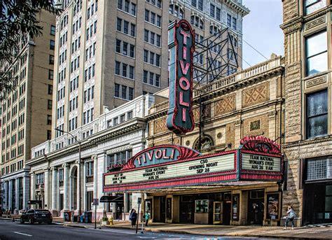 The Tivoli Theatre Photograph by Mark Chandler