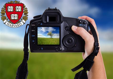 Free Online Digital Photography Course From Harvard