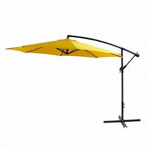 Sonnenschirm 3 Meter Durchmesser : ampelschirm sonnenschirm 3 meter gelb ~ Frokenaadalensverden.com Haus und Dekorationen