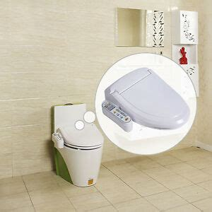 Bidet Warm Water - smart bidet intelligent toilet seat electric heated water