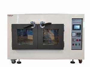 10 Station Oven Type Tape Retentivity Tester   Adhesive