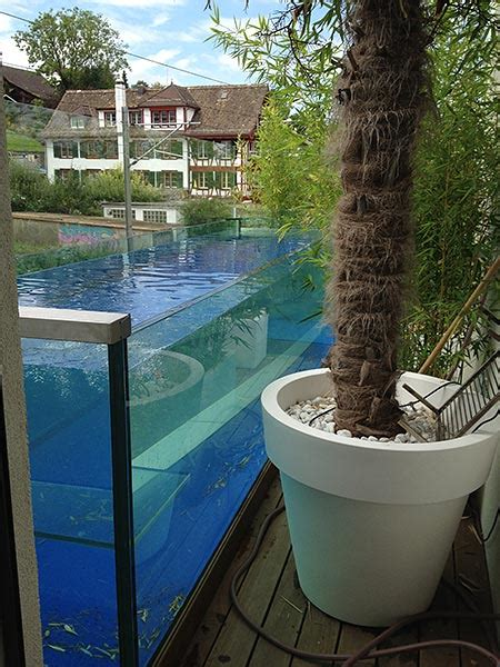Pool Für Den Balkon by Geh Pool Auf Balkon In Z 252 Rich Wohn Kreativ Bau Nevenko