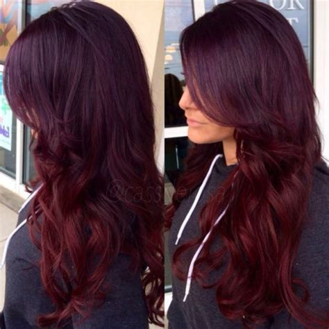 Best Hair Color Fall by 17 Best Ideas About Hair Colors For Fall On