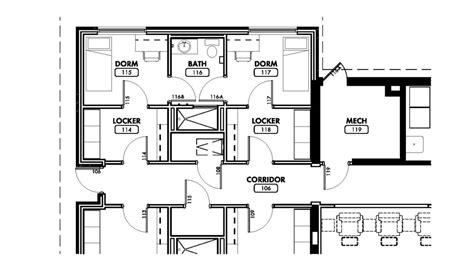 designing fire station bunkrooms  sleeping quarters