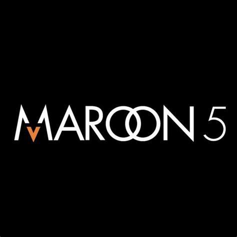 maroon 5 font and maroon 5 logo