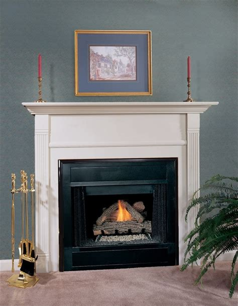 gas fireplace hearth vantage hearth b vent gas fireplace standard traditional