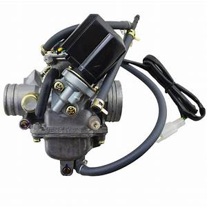 Motorcycle Scooter Atv Carburetor For Kymco Gy6 125cc
