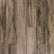 NuCore Ombre Gray Hand Scraped Plank with Cork Back   6