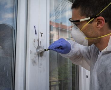 forensic science training crime scene technician