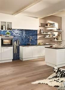Wandgestaltung Ideen Küche : 9 k chen farbkonzepte ideen bilder und beispiele f r die farbgestaltung k chen ~ Markanthonyermac.com Haus und Dekorationen
