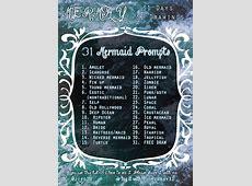 Mermay Prompts by jiko29 on DeviantArt