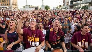 Believeland: Cleveland celebrates the end of championship ...