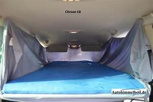 Im Auto übernachten : schlafen im citroen c8 bj 2002 2012 bequem im auto ~ Kayakingforconservation.com Haus und Dekorationen