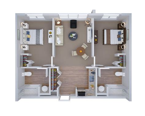 Homebyme, free online software to design and decorate your home in 3d. 3D Floor Plan - Design / Rendering - Samples / Examples | The 2D3D Floor Plan Company
