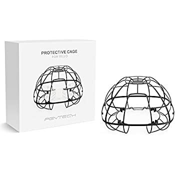 amazoncom leoie rc drone ball shape protective frame cage high strength protection cover
