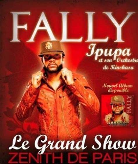 Fally Ipupa Live Au Zenith De Paris  Blog Sur L'actualité