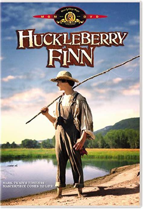 huckleberry finn  starring jeff east
