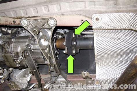 Bmw E90 Driveshaft Bearing Replacement  E91, E92, E93