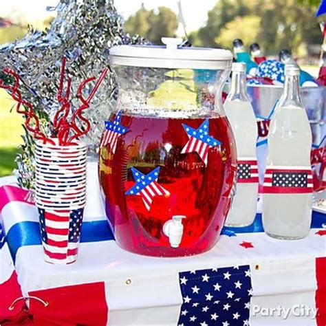 4th of july themed 30 awesome 4th july themed kids party ideas kidsomania