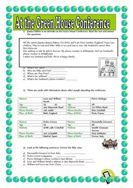 17 Free Esl Adjectives Worksheets