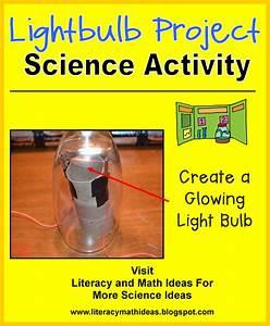 Diagram Light Bulb 4th Grade