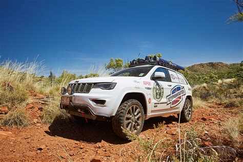 jeep grand cherokee visits  mining country