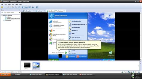 instalar windows xp en una maquina virtual y poner ...