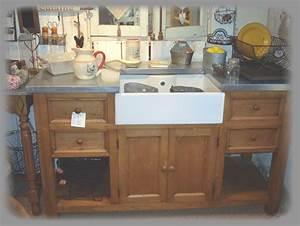 Meuble Cuisine Campagne : des meubles au charme d 39 antan charme d 39 antan ~ Teatrodelosmanantiales.com Idées de Décoration